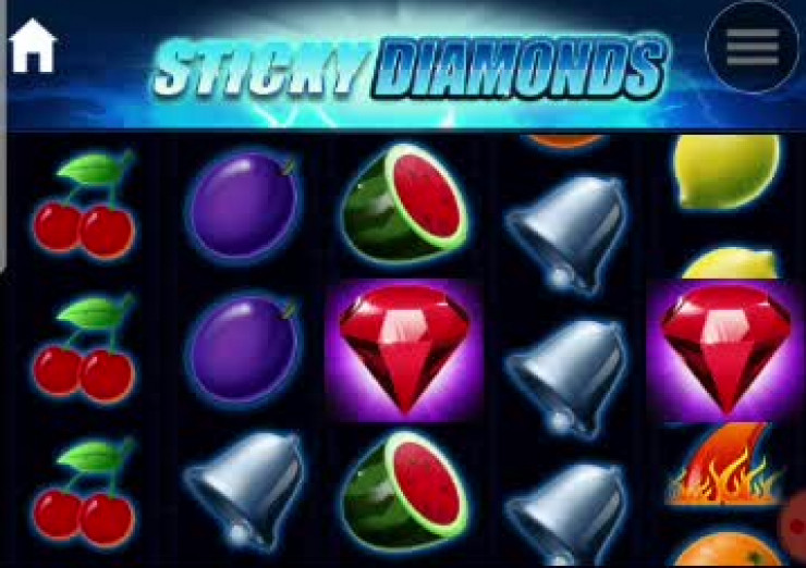 Spiele Sticky Diamonds RHFP - Video Slots Online